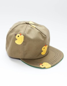 This Mark McNairy hat costs 90 bucks.