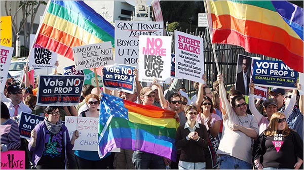 Boycotts of Proposition 8 in 2009
