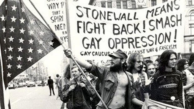The Stonewall riots were a series of marches made by members of the gay community against a police raid that took place in the early morning hours of June 28, 1969, at the Stonewall Inn in Greenwich Village, New York City. They are widely considered the single most important events leading to the gay liberation movement and the modern fight for LGBT rights in the United States.