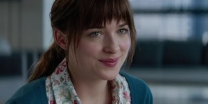 In between her less believable, scripted moments, Dakota Johnson at least contributed some humour to a film that sorely needed a chuckle here and there.