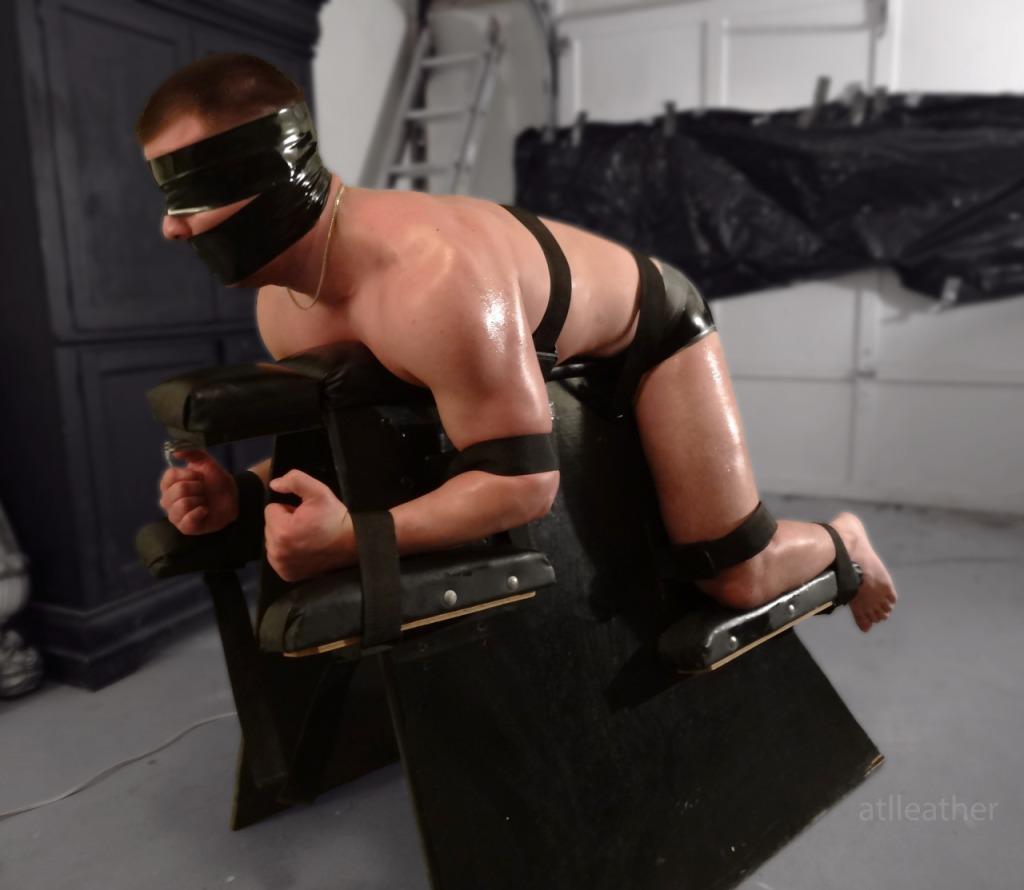 tape bondage